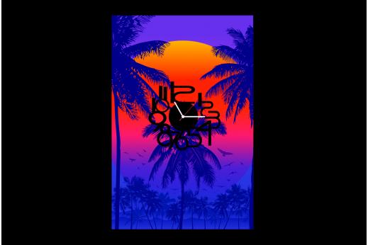 Карина-часы Тропики